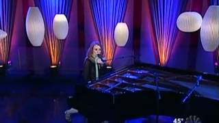 tori amos sleeps with butterflies nbc today 2005 HQ
