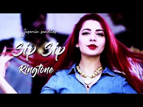 Sip Sip Ringtone Download Mp3 | Jasmine Sandlas ft Intense | New Punjabi Song Ringtone