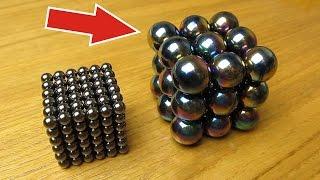 Огромный неокуб, шары  15 мм, что с ним можно делать!
