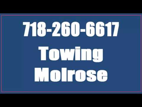 Towing Company Emergency 24 Hour Service Melrose Bronx NY