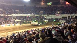NFMS Finals Champion WICKED Doug Theobald 2013 National Farm Machinery Show Truck Tractor Pull TWD
