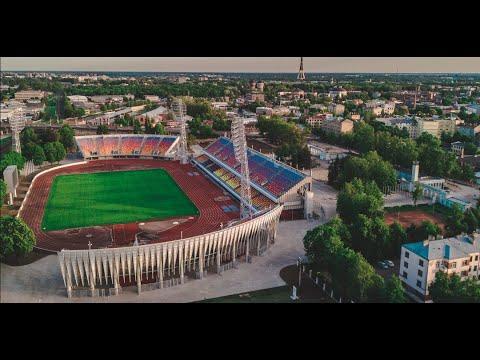 Futbola vieta Daugavas stadionā