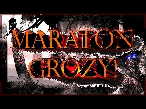 MARATON GROZY! - Call of Duty Black ops Zoombie, Limbo NOWE STRASZAKI NA STREAM!