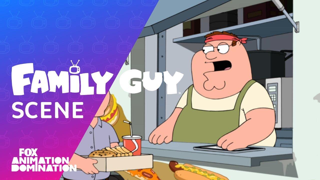 Peter Serves A Customer At His Food Truck | Season 15 Ep. 16 ...