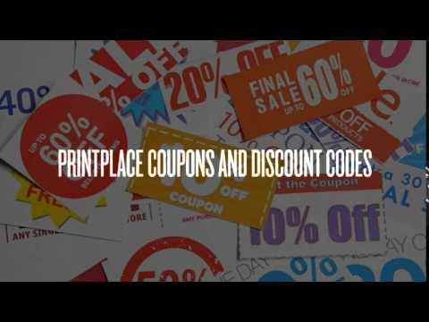 Printplace coupon code