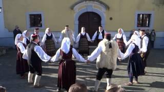 KUD Zgubidan Ličko kolo 20.12.2014 Božični sajam Marija Gorica