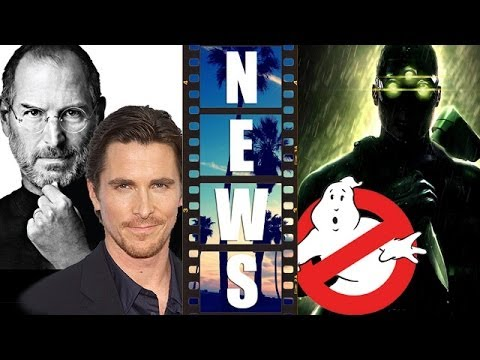 Christian Bale, Steve Jobs? Doug Liman on Splinter Cell, Ghostbusters 3 News - Beyond The Trailer
