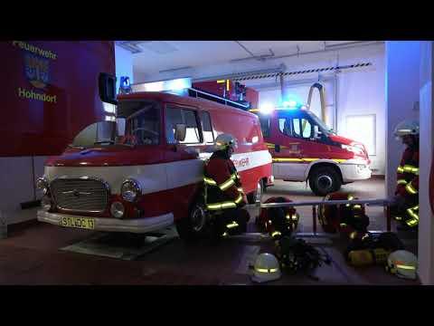 Laddercrossing Feuerwehr Hohndorf