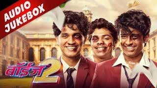 Movie Boyz 2 Audio Jukebox | New Marathi Songs 2018 | Avadhoot Gupte | 5th Oct 2018
