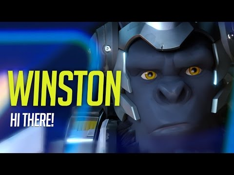 Overwatch - Winston Guide - Hi There! (Tips and Advice)