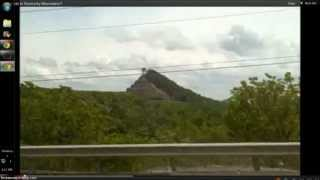 A PYRAMID DISCOVERED IN KENTUCKY LEY LINES INTER-DIMENSIONAL PORTALS