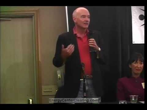 Conscious Life Expo - Edwin Harkness Spina - Why Energy Centers Matter