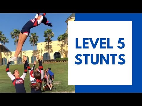 Level 5 (now 6) stunt sequences