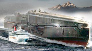 10 загадочных подводных лодок в мире Факты