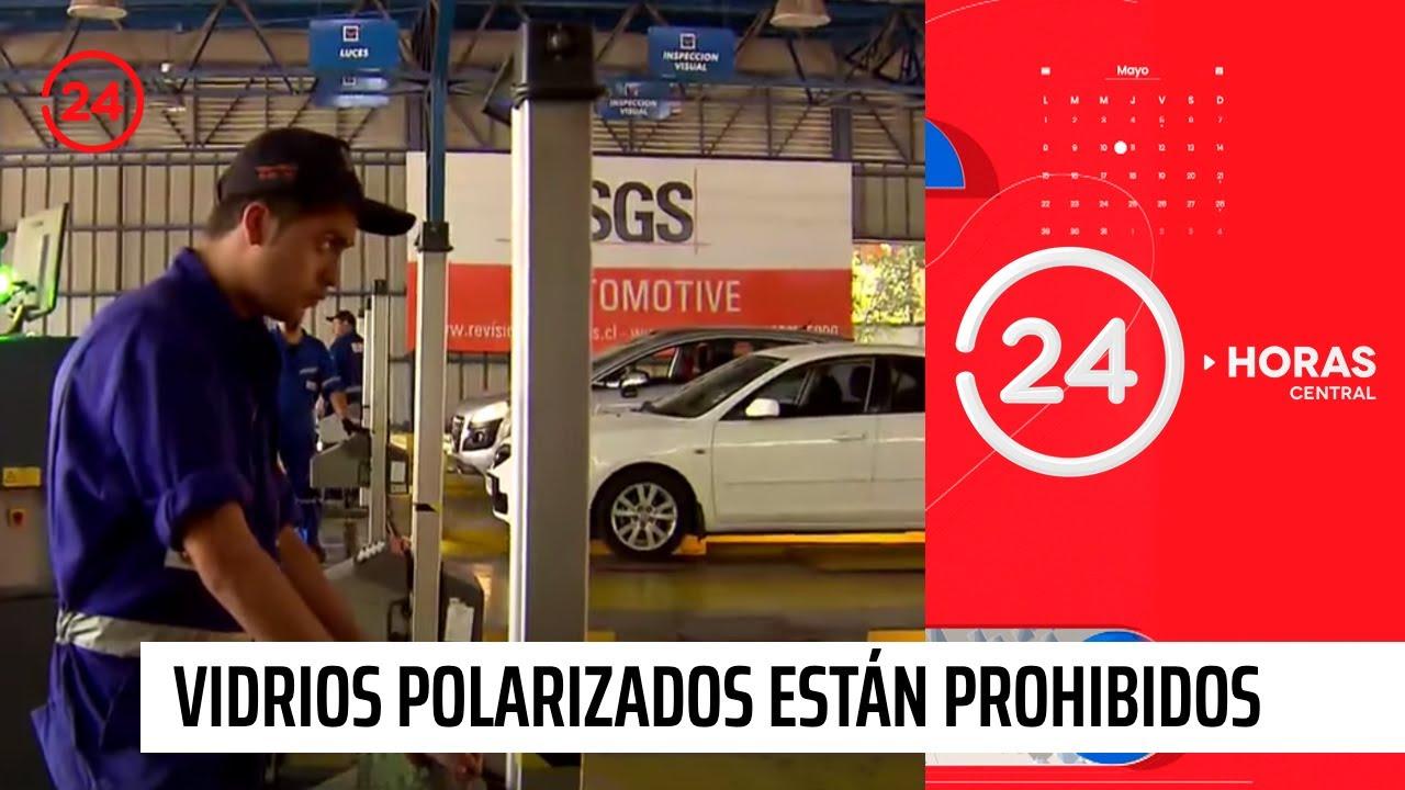 Automóviles con vidrios polarizados son rechazados en su Revisión Técnica 96e7452618