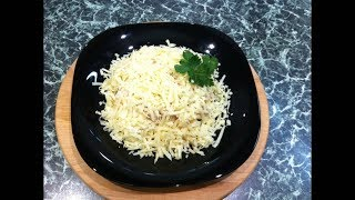 САЛАТ С КУРИЦЕЙ И КАПУСТЫ   /Salad with cabbage and chicken/