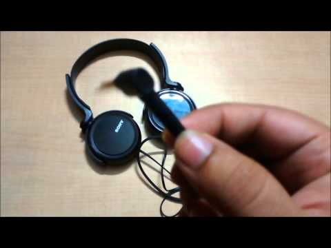 Sony MDR-XB250 Extra Bass Sterero Headphone Review 2d86497e50416