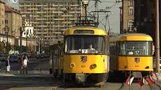 Eisenbahn & Strassenbahnen der Welt   Dresden   Eisenbahn Romantik   AVI