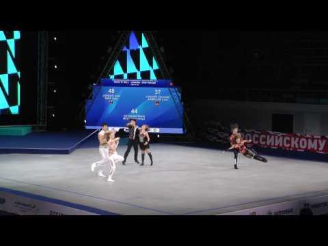 World championship juniors & World cup B Class, Sochi (RUS), 19.11.2016. - part 1