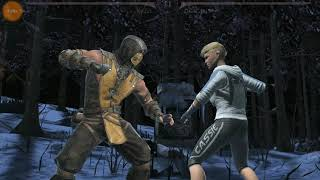 Mortal Kombat #1 познавательное видео дня новичков
