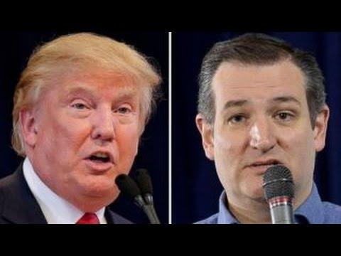 Trump holds narrow lead over Cruz ahead of Indiana primary
