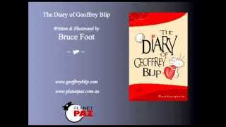 Book Trailer for The Diary of Geoffrey Blip