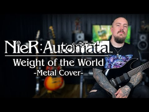 NieR: Automata - Weight of the World (Metal Cover by Skar Productions)