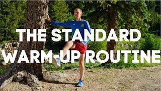 Standard Warm-Up Demonstration - Strength Running
