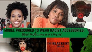 Model Pressured To Wear Offens…
