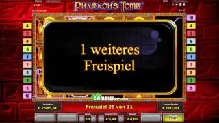 Eye of Horus  Die Alternative  BIG WIN mit 4€ Einsatz
