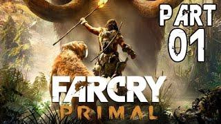 Far Cry Primal Gameplay German Part 1 - Ab in die Steinzeit - Let's Play Far Cry Primal Deutsch