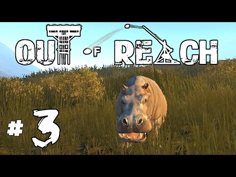 Out of Reach - Ep. 3 - The Journey to Iron Island! - Let's Play Out of Reach Gameplay - Sponsored