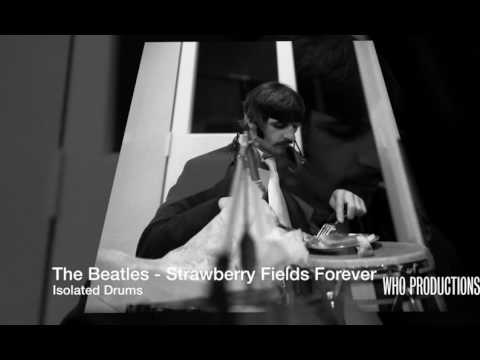 The Beatles - Strawberry Fields Forever - Isolated Drums