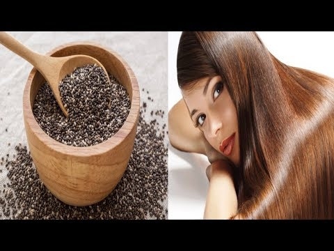 How To Use Chia Seeds For Beautiful Skin & Hair!