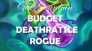 Budget Deathrattle Rogue (Hearthstone Rastakhan deck guide)