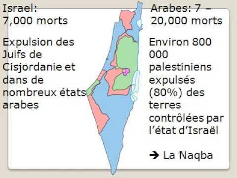 Guerres Israëlo-arabes 1 : La Guerre De 1948-49
