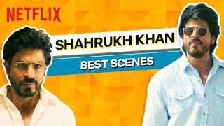 Shahrukh Khan Best Scenes | Decade Rewind | Netflix India