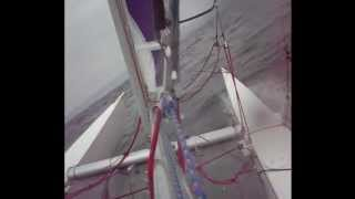 Dart 18 catamaran in Thessaloniki-Greece_Jan2013.wmv