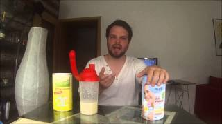 Diät Selbstexperiment: Das Gesunde Plus vs. Almased - Zubereitung, Geschmack, erste Erfarhung