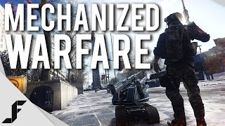 MECHANIZED WARFARE - Battlefield 4
