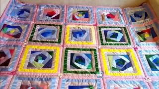 Шью из старья.))) DIY Лоскутное шитье. Из го... - конфетка!