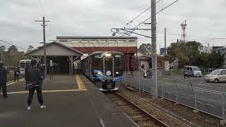 12月2日 313系未来クリエイター家康号 回送発車