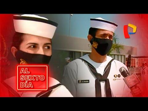 Así es la nueva convivencia en la Escuela Naval de la Marina