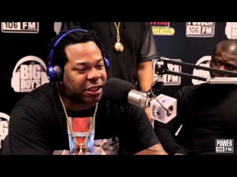Busta Rhymes Tells Big Boy The Real Reason He Took 5 Years Off of Music