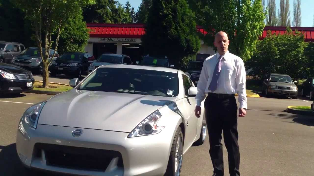 The best 2012 nissan 370z review on youtube youtube vanachro Choice Image