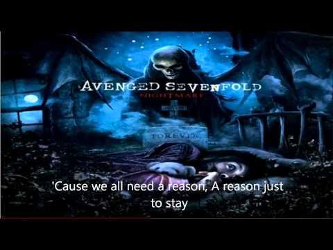 A7X - Victim (W/lyrics)
