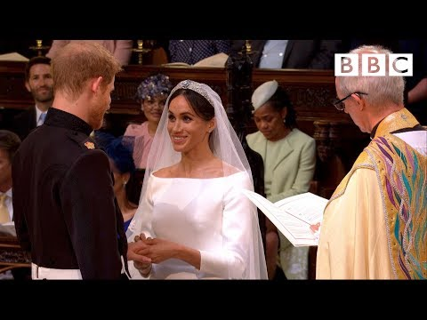 The big day in a small film - The Royal Wedding - BBC