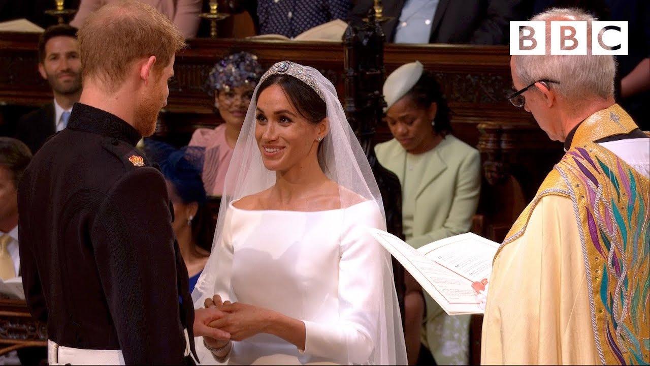 Најважните и најубавите моменти од кралската свадба во 3 минути