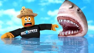 DONT GO SWIMMING IN THIS ROBLOX WATER!