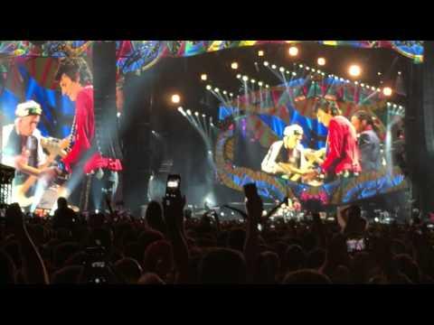 The Rolling Stones - América Latina Olé Tour - Abertura Show - Porto Alegre